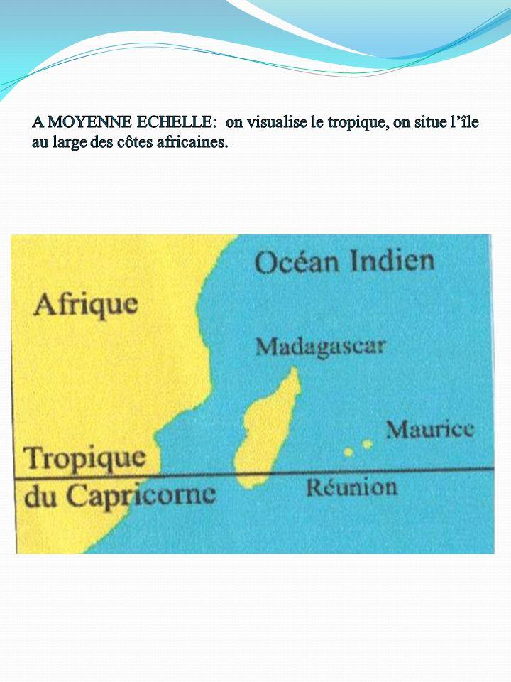 MAIS L « île » est un milieu fragile (En lien avec léducation civique)