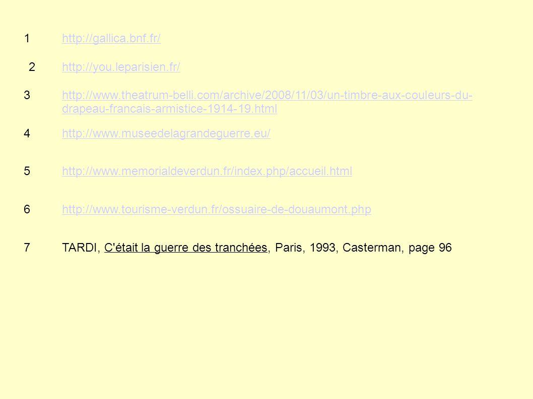 1http://gallica.bnf.fr/ http://you.leparisien.fr/2 http://www.theatrum-belli.com/archive/2008/11/03/un-timbre-aux-couleurs-du- drapeau-francais-armist