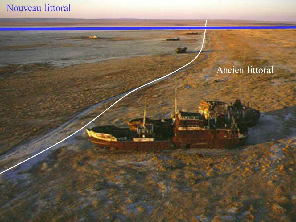 Faut-il sauver la mer dAral ? Les acteurs spatiaux face à une catastrophe sociétale