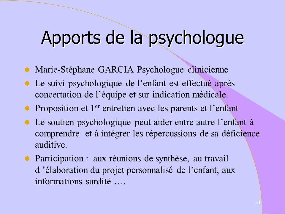 INTERVENTIONS POSSIBLES Evaluation du fonctionnement cognitif global Evaluation des fonctions nécessaires aux apprentissages Prise en charge rééducati