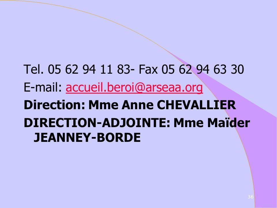 S.A.I.D.E.D.A. Service dAide à lIntégration des Enfants Déficients Auditifs-ARSEEA 10 CHEMIN DE LA Sendère, 65000 Tarbes Tel. 05 62 34 01 27- fax 05 6