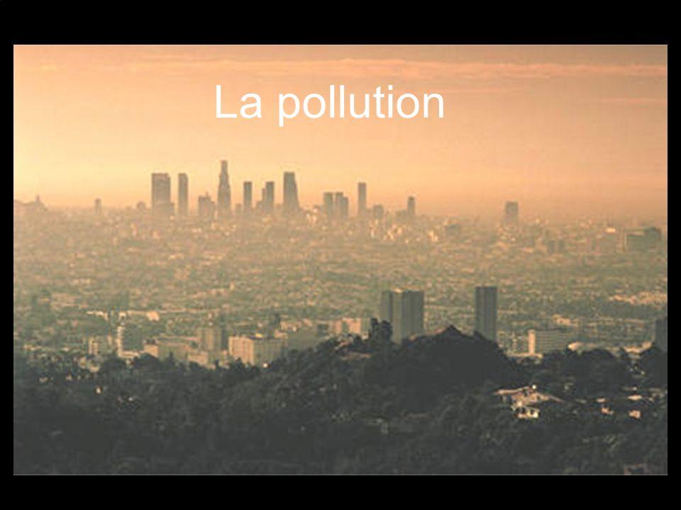 Sommaire I.Un exemple de pollution au sein du lycéeUn exemple de pollution au sein du lycée II.Les pollutions ?Les pollutions .