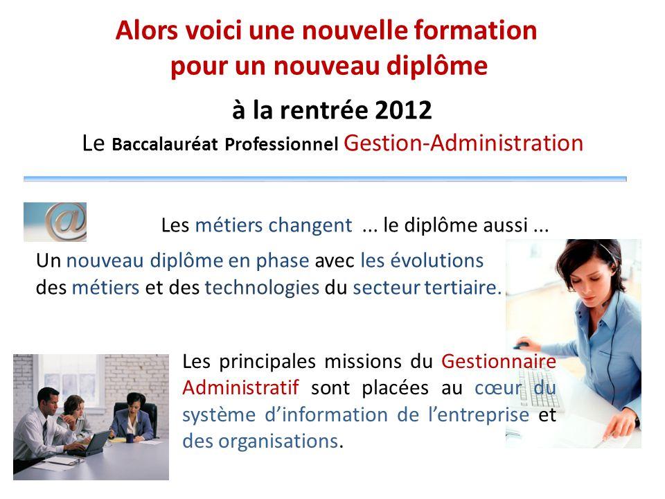 Les missions du Gestionnaire Administratif Il gère des activités administratives et de gestion.