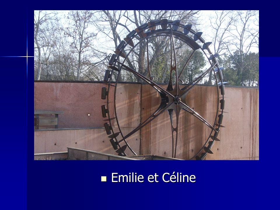 Emilie et Céline Emilie et Céline