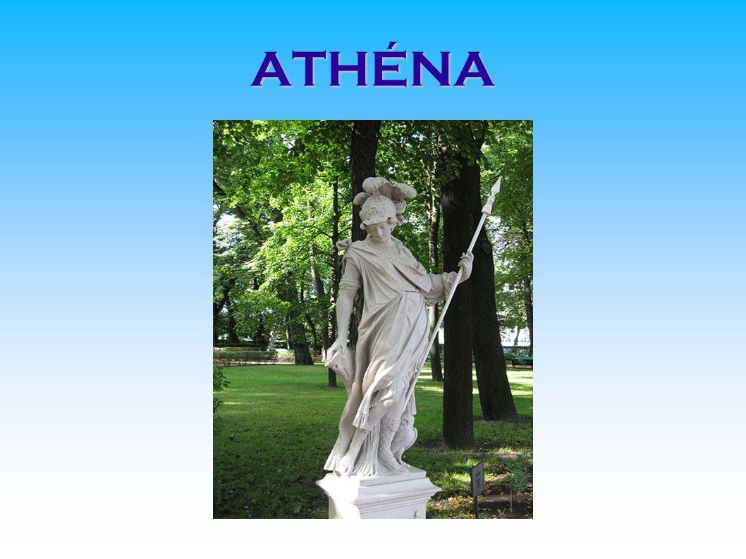 Athéna, déesse de la sagesse et d Athènes, allait naître de Métis, quand Zeus, son père, apprit que Métis mettrait ensuite au monde, un fils qui le détrônerait.