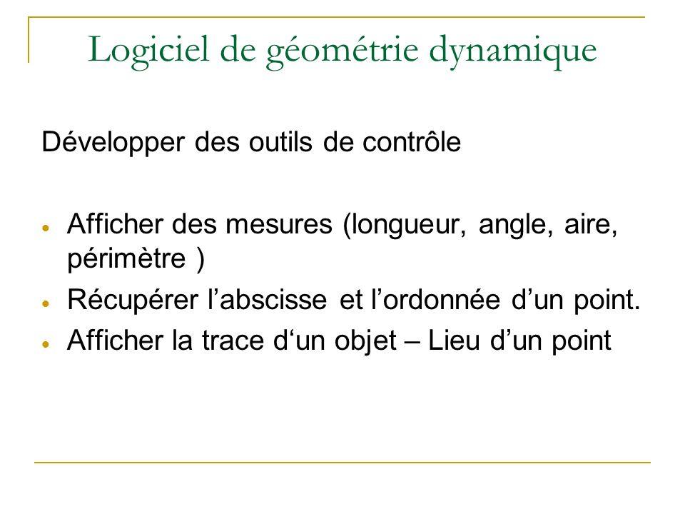 Connaissances Logiciel dans lespace Epreuve Expérimentale Série S 2007/08