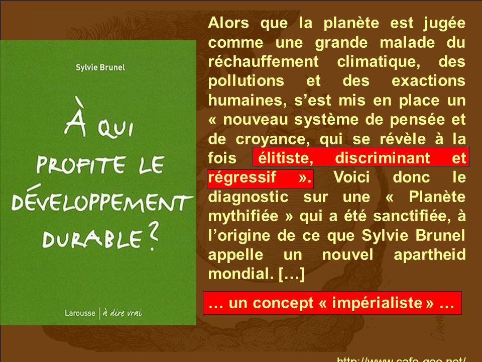 Alors que la planète est jugée comme une grande malade du réchauffement climatique, des pollutions et des exactions humaines, sest mis en place un « n