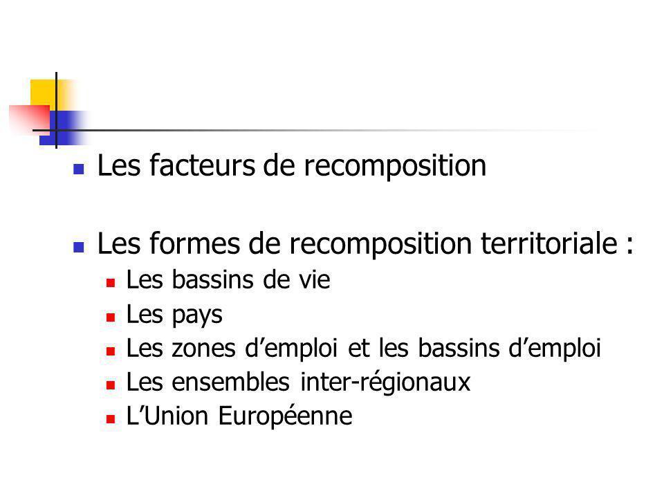 La coopération intercommunale en France : une nouvelle ( ?) maille de gestion du territoire Un remède à l émiettement communal et un instrument de l organisation rationnelle des territoires .