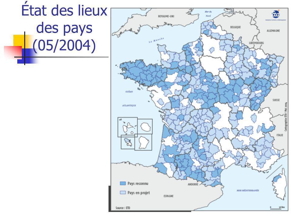 Le rôle de lUE Laménagement du territoire ne relève pas des compétences de lUnion européenne MAIS la cohésion économique et sociale de la Communauté est lun des objectifs assignés par les traités fondateurs à lUnion et mis en œuvre par la politique régionale La politique régionale SDEC (Schéma de Développement de lespace communautaire)