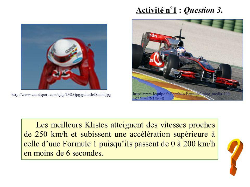 Activité n°1 : Question 4.