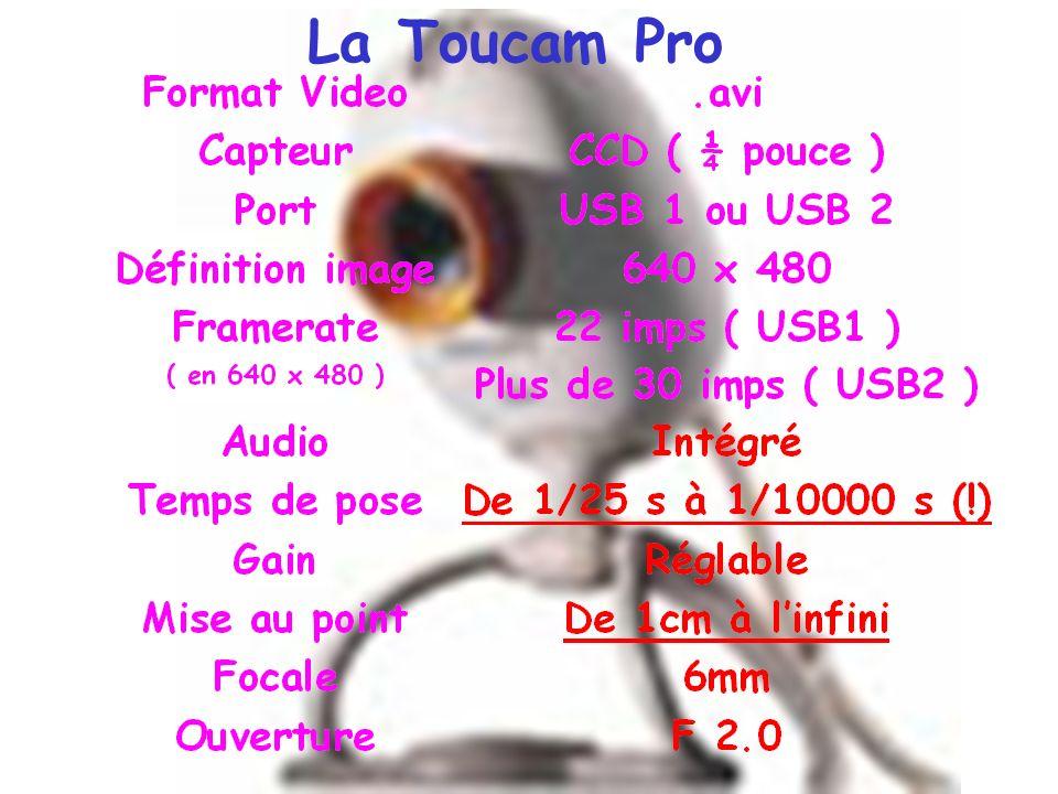 La Toucam Pro