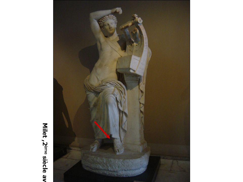 Milet,2 ème siècle avant J.-C.