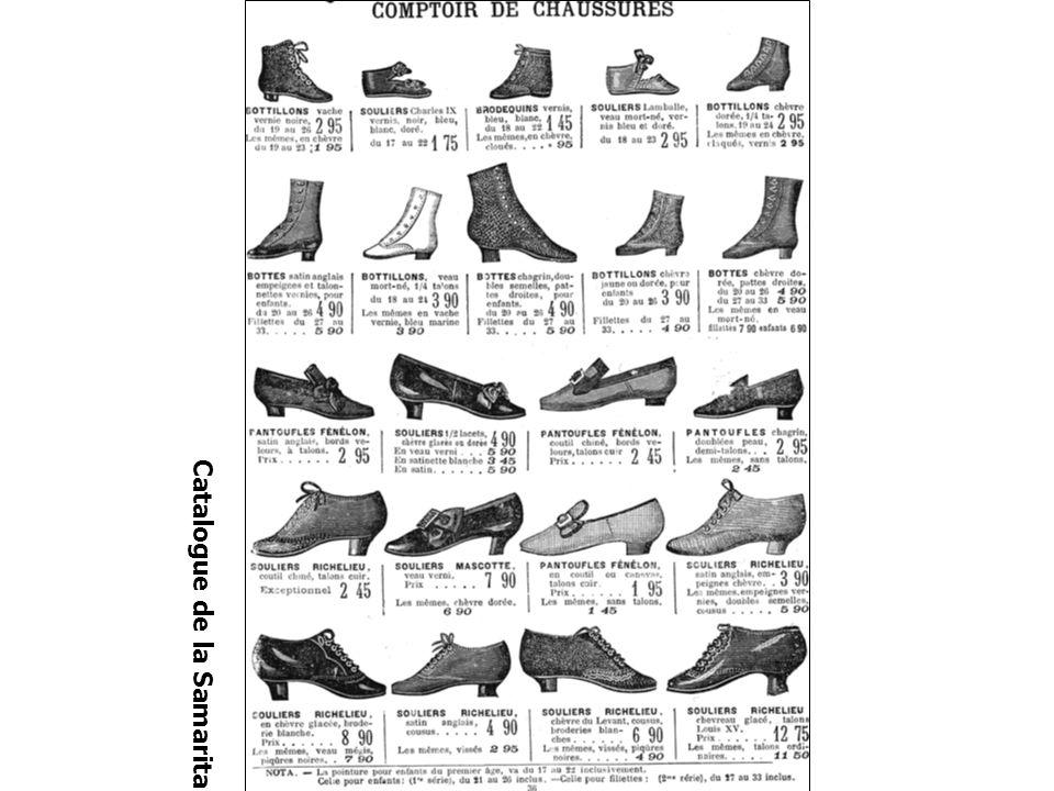 Catalogue de la Samaritaine, 1905.