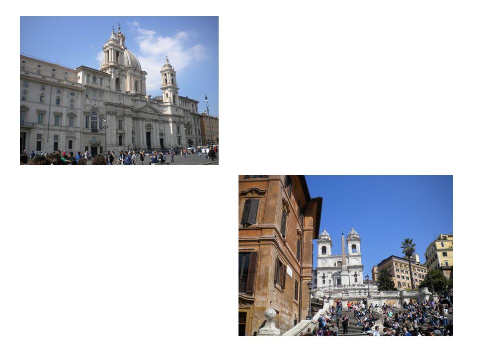 JOUR 3 Rome et le pouvoir religieux : visite du Vatican et de la Basilique St Pierre Quartier libre, repos, et cafés en terrasse