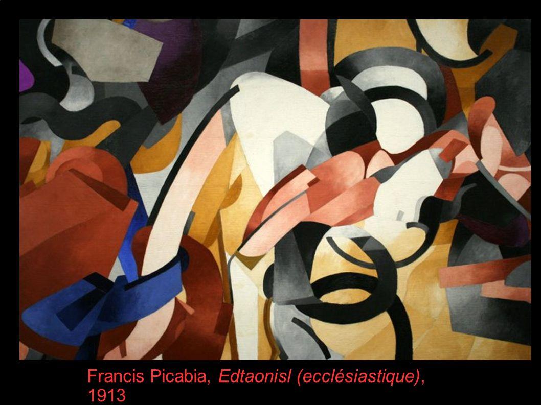 Francis Picabia, Edtaonisl (ecclésiastique), 1913