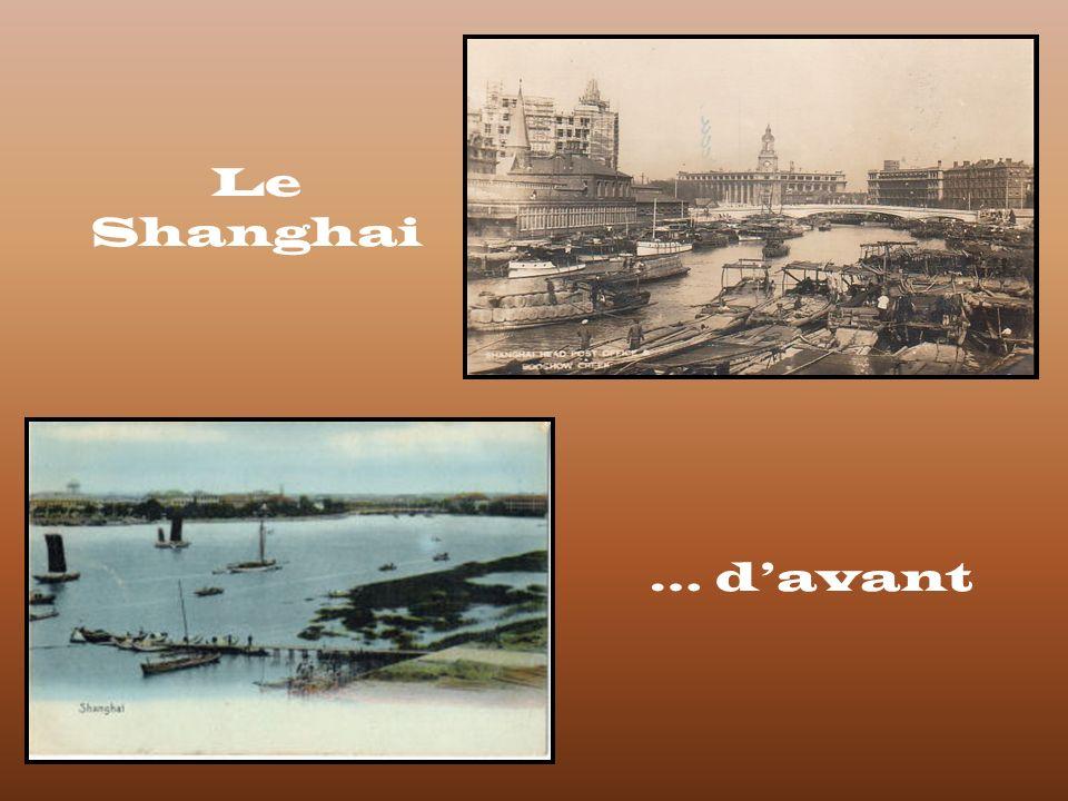 Le Shanghai … davant
