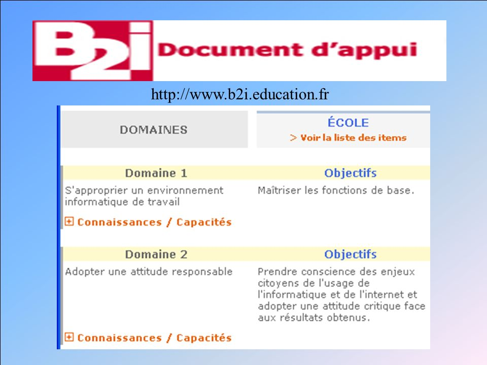 http://www.b2i.education.fr