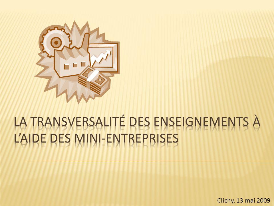 Quest-ce quune mini-entreprise .