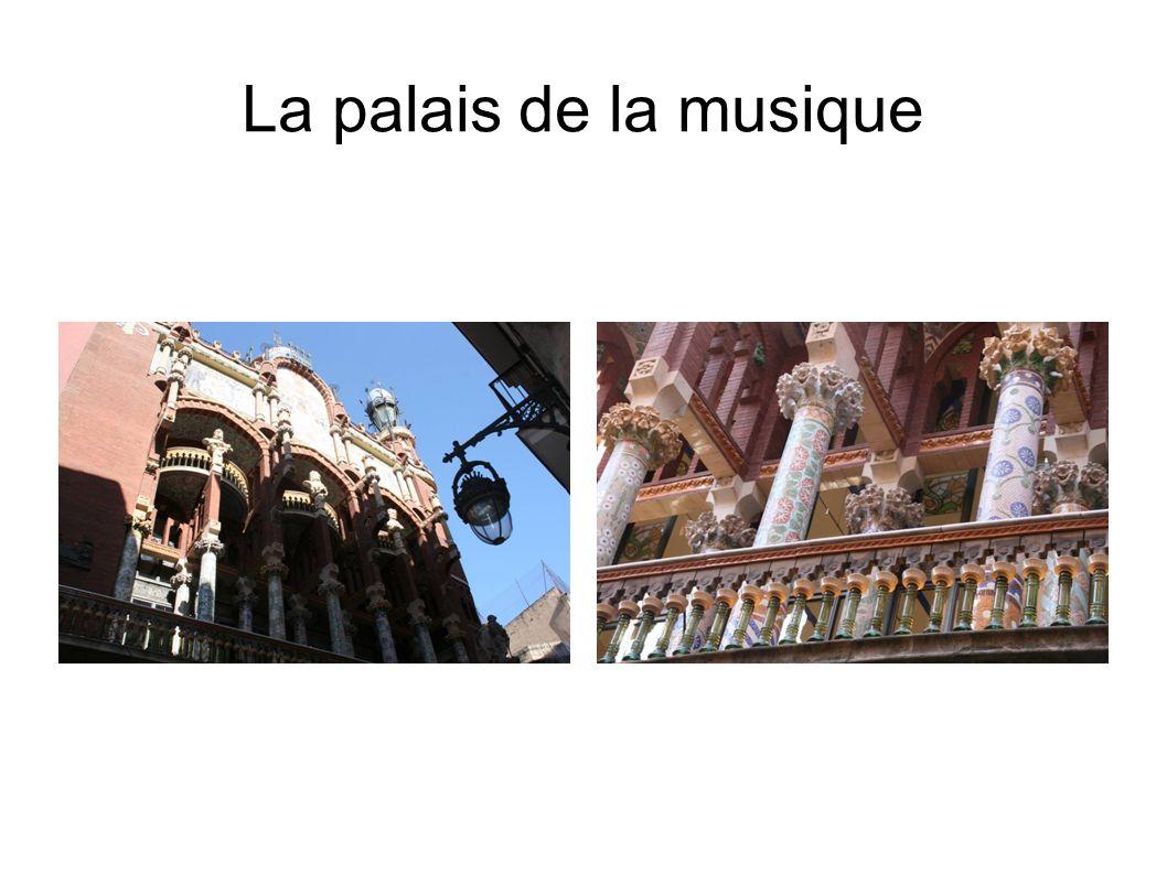 La palais de la musique