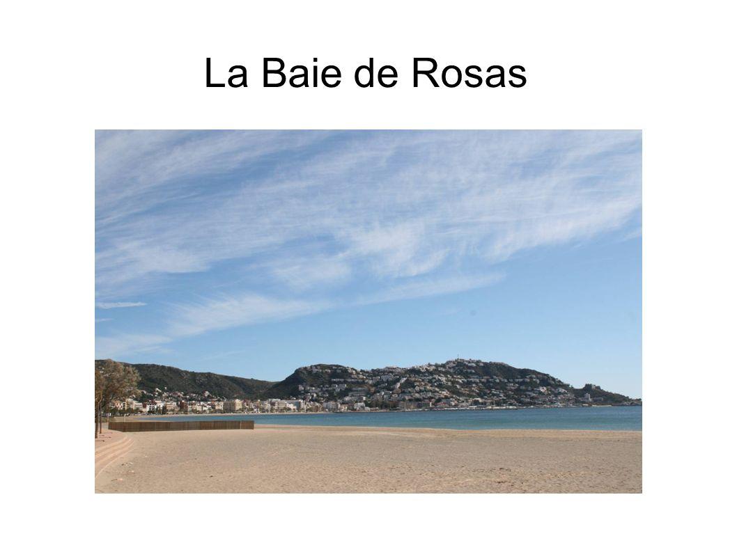 La Baie de Rosas