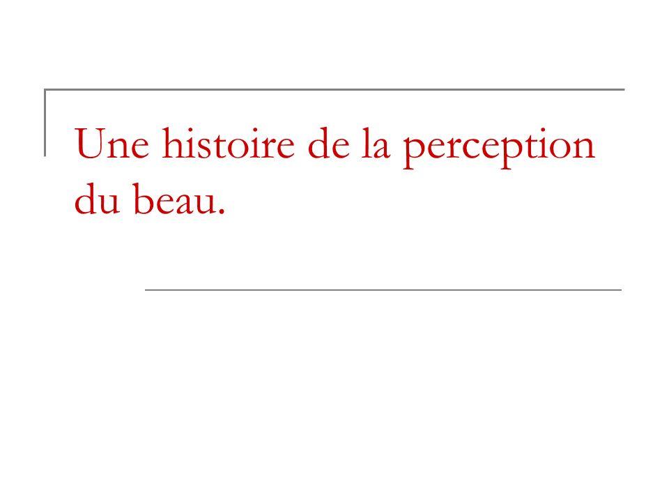 Définition du beau Donc pour Kant le beau est ce qui plait sans quon sache pourquoi il nous plait.