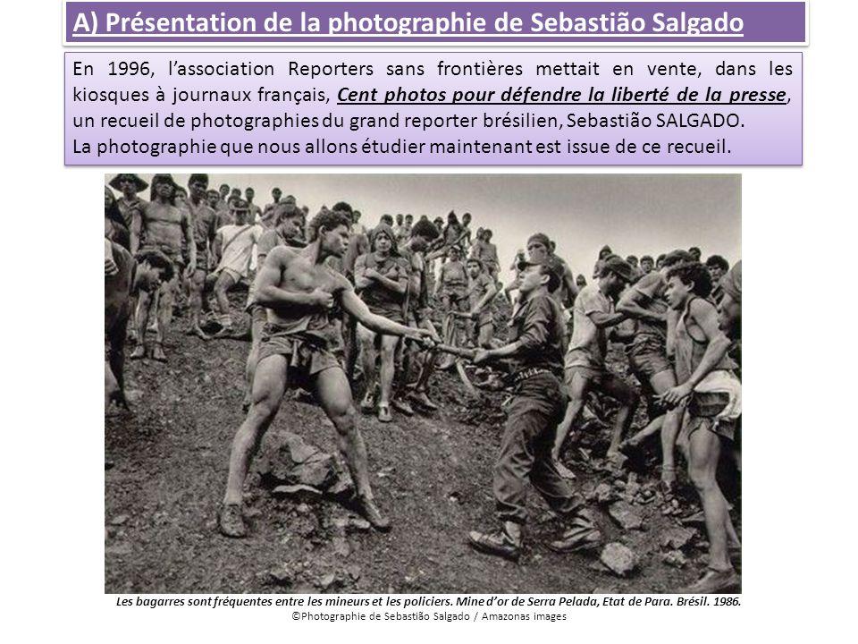 En 1996, lassociation Reporters sans frontières mettait en vente, dans les kiosques à journaux français, Cent photos pour défendre la liberté de la pr