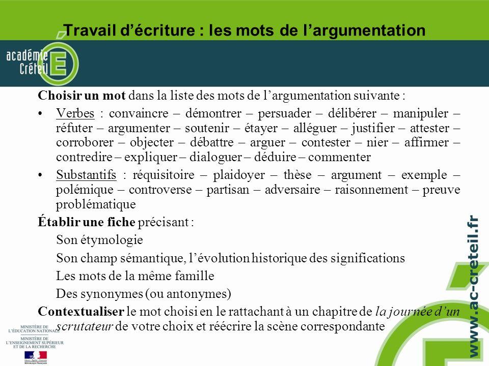 Fiche-outils de la langue : Exprimer son désaccord (cf B.