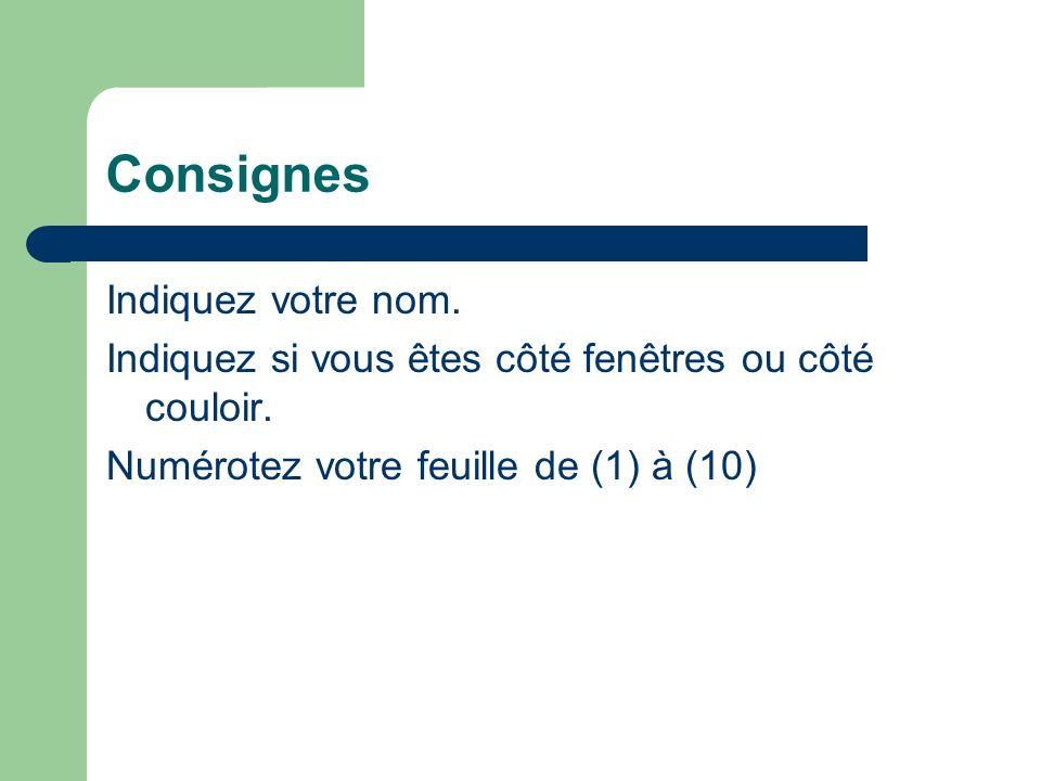Question n°6 Côté fenêtres Développe 5c(-4a + 1) = Réfléchissez .