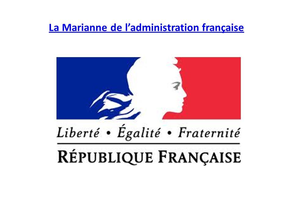 La Marianne de ladministration française
