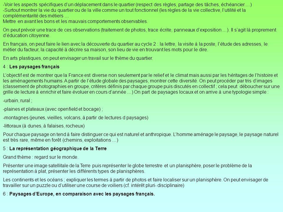 CM1 : 1 : La région Nord- Pas de Calais, approche locale des activités -Une ferme dans la région (cf.