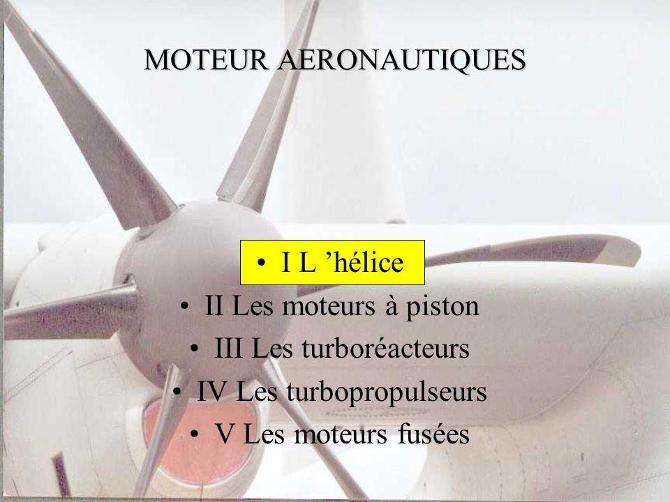MOTEUR AERONAUTIQUES III Les turboréacteurs MOTEUR AERONAUTIQUES III Les turboréacteurs III-2 Constitution dun turboréacteur Un réacteur double flux permet de diminuer la consommation en kérosène et le bruit.