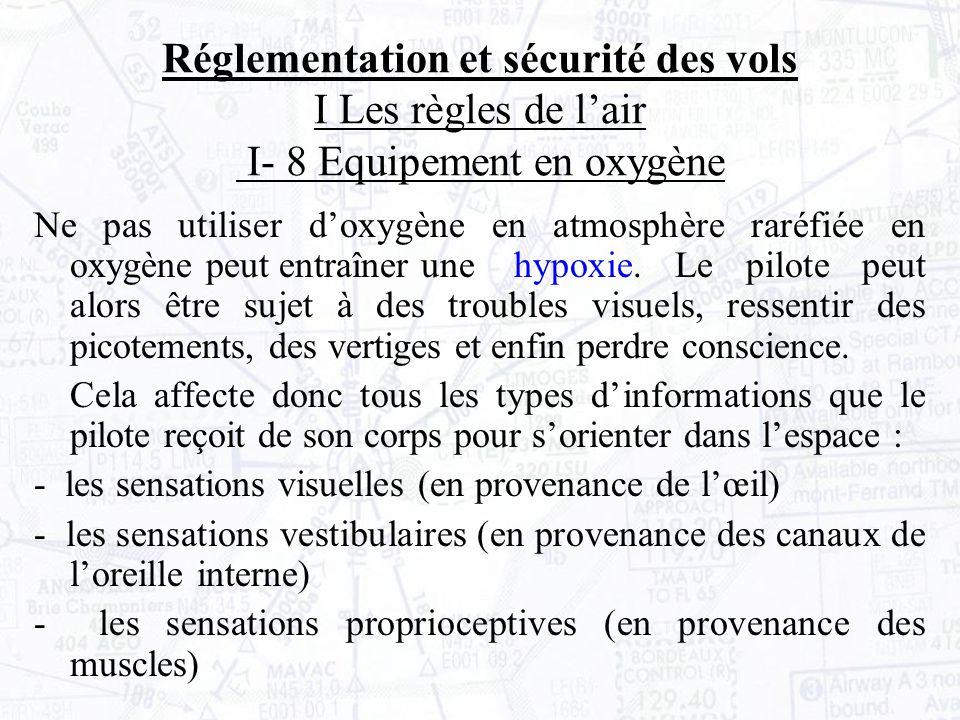 Ne pas utiliser doxygène en atmosphère raréfiée en oxygène peut entraîner une hypoxie.