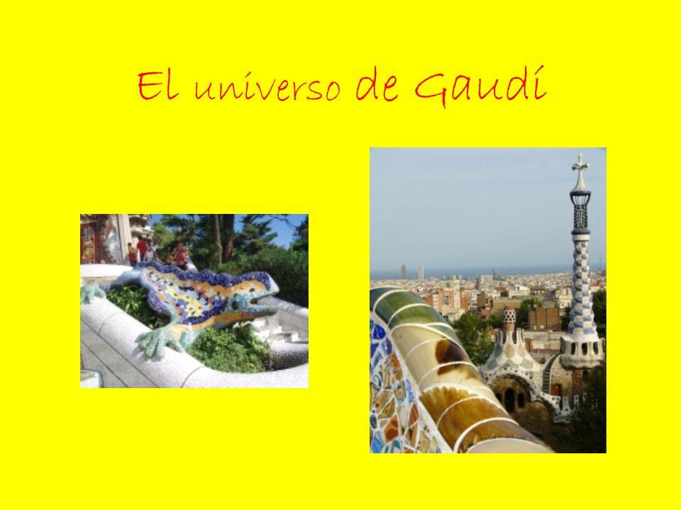 El universo de Gaudí