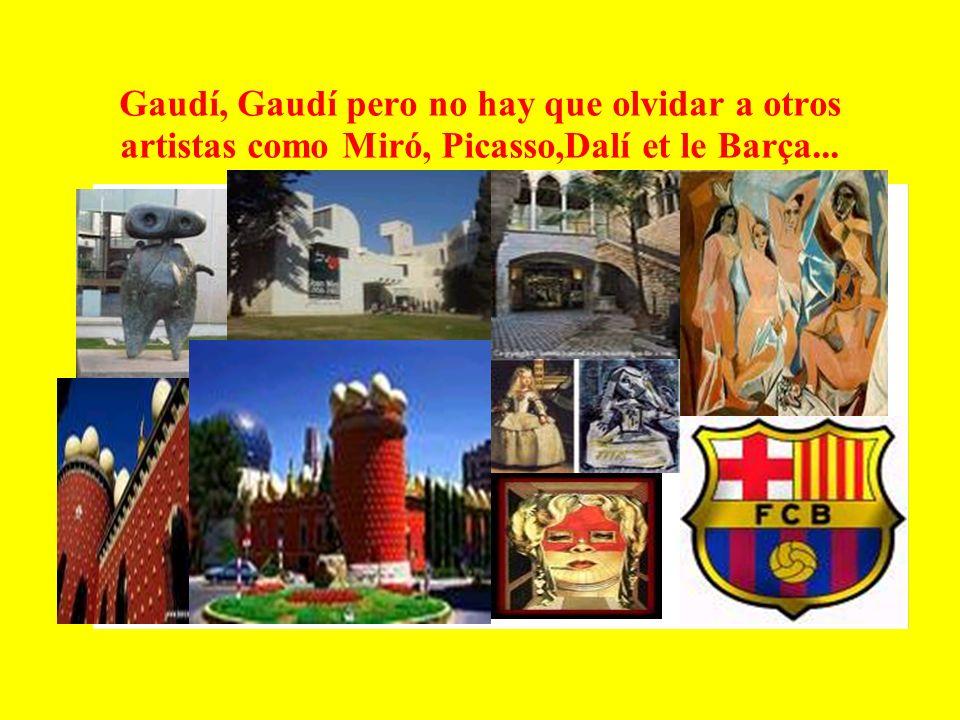 ¿Por qué nos gusta Barcelona.Outre son attrait culturel.