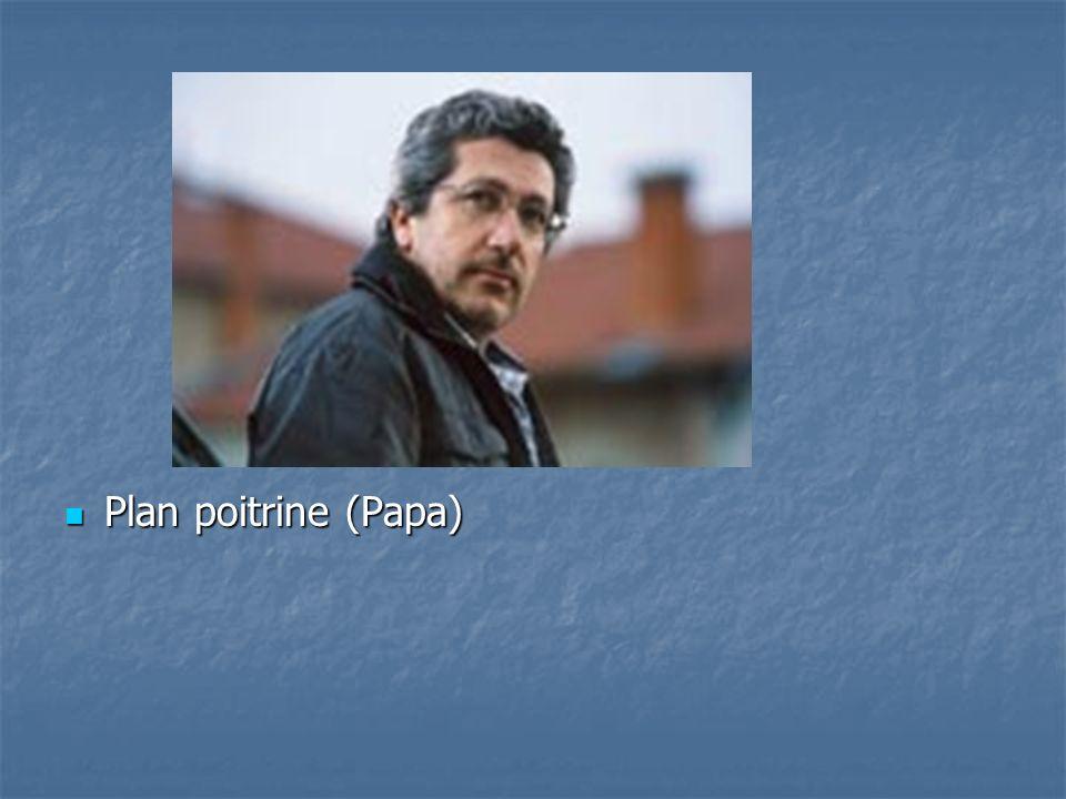 Plan poitrine (Papa) Plan poitrine (Papa)