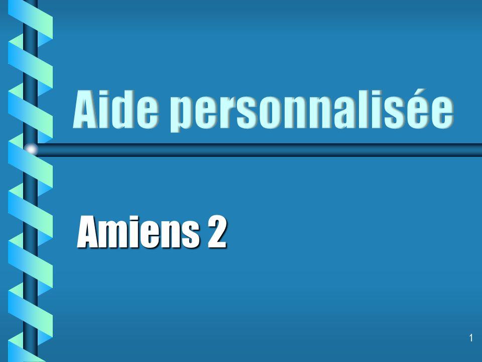 Amiens 2 1