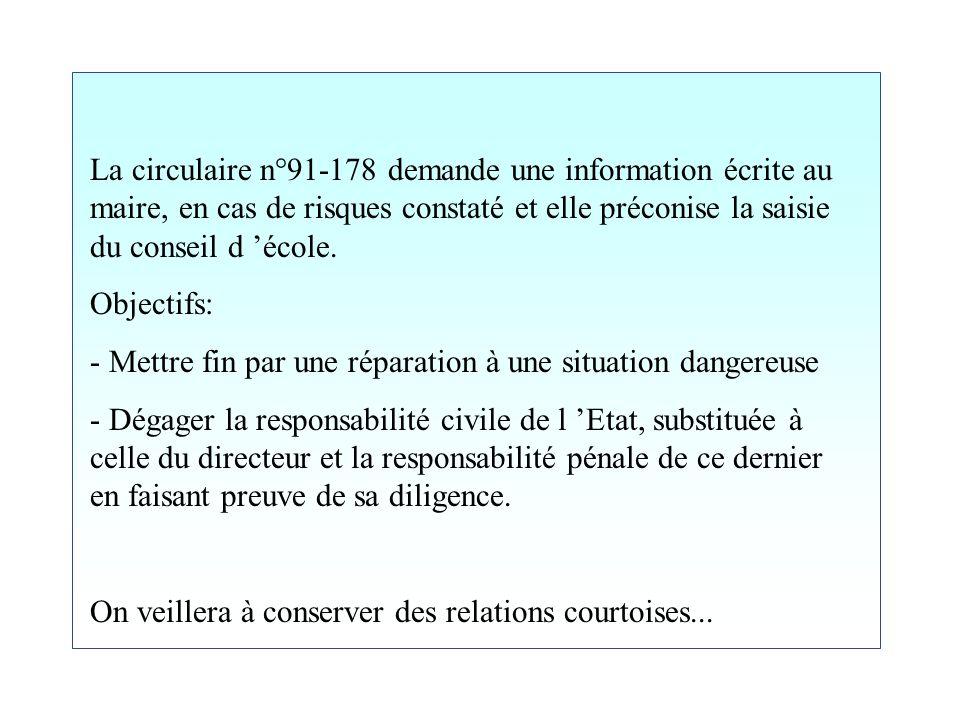 Le maire, en tant que personne chargée de la sécurité dans sa commune (article L 131-26 du code des communes et article R 123-37 du code de la constru