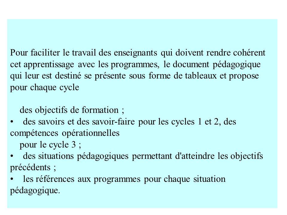 Annoncée lors du comité interministériel d'octobre 2000, l'attestation de première éducation à la route est mise en œuvre dans les écoles du départeme