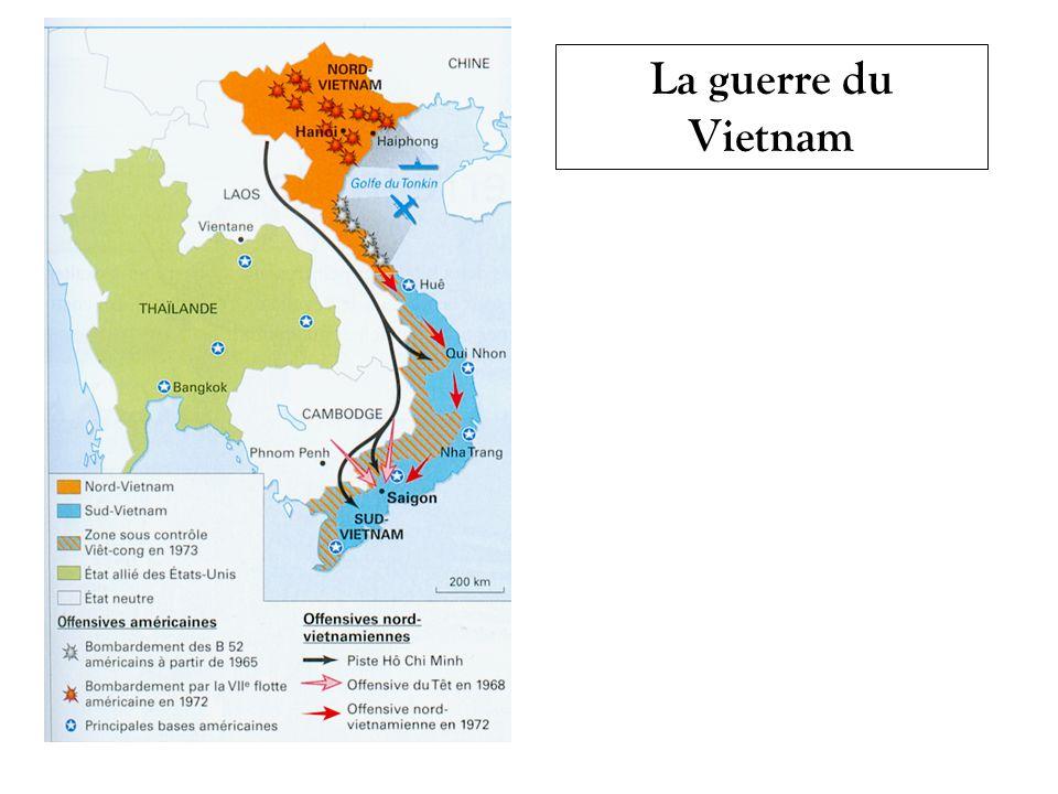 La guerre du Vietnam