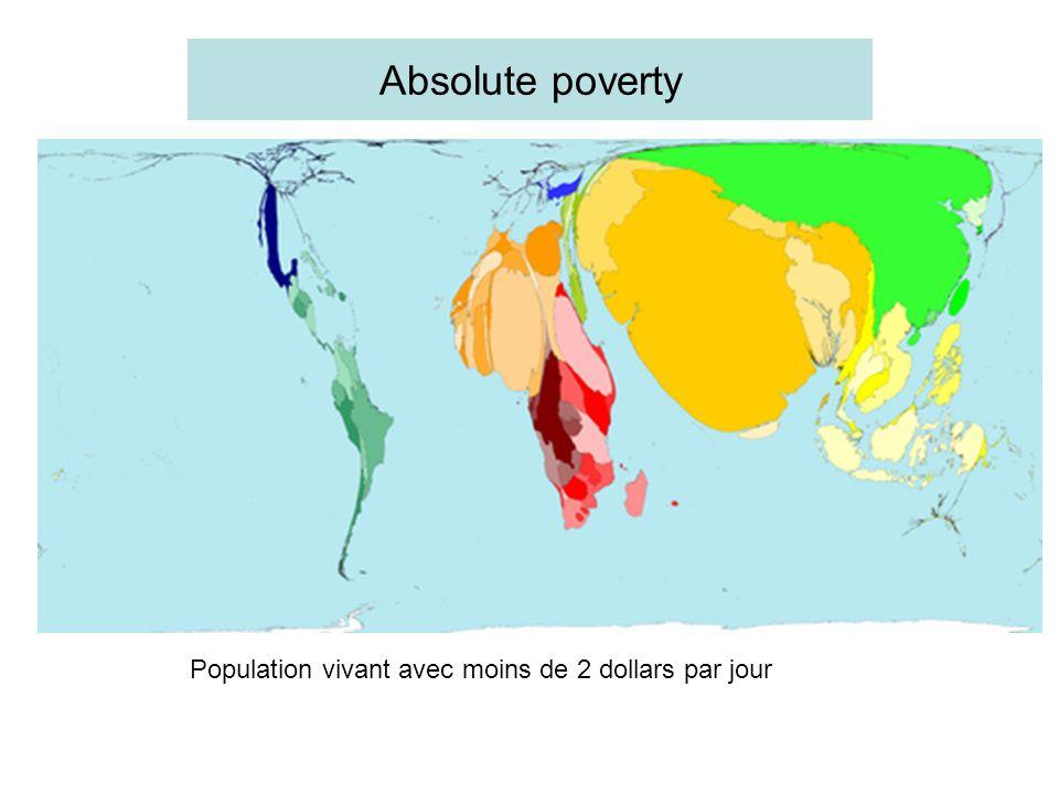 Un monde inégal: les disparités de richesse