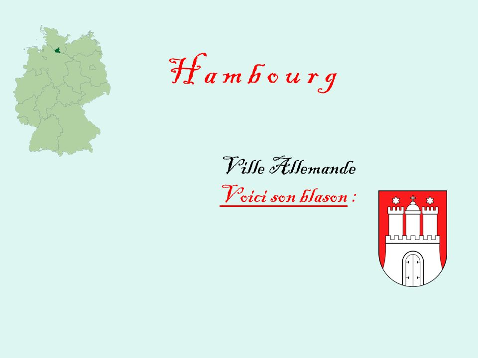 Chambre de commerce de Hambourg