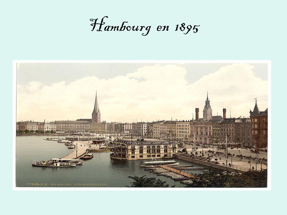 Lopéra national de Hambourg