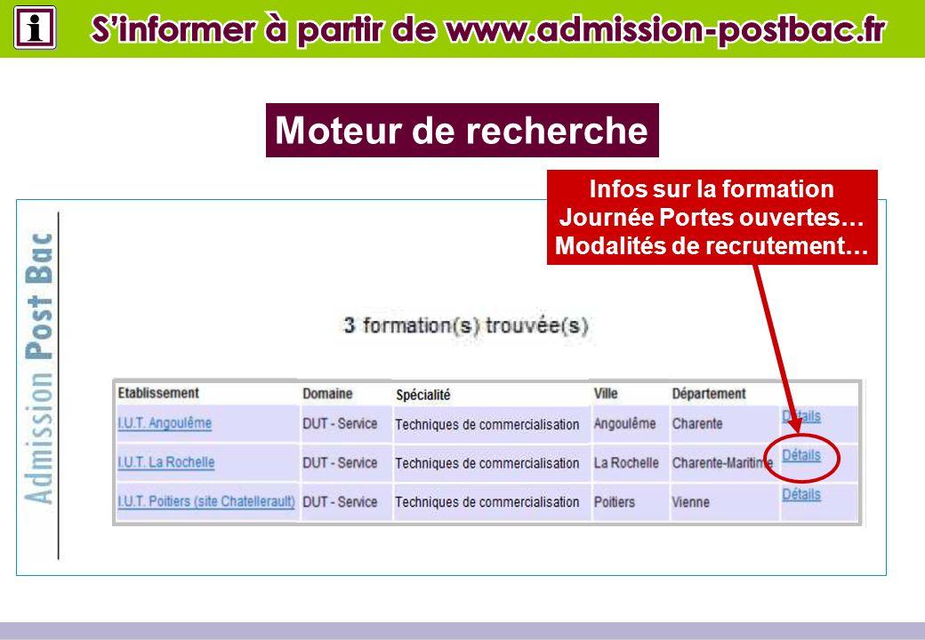 REPONSERÉSULTAT NON mais Formation PROPOSÉE V3 DUT Info-Com Publicité, IUT LE HAVRE V2 CPGE Eco & Com, C.