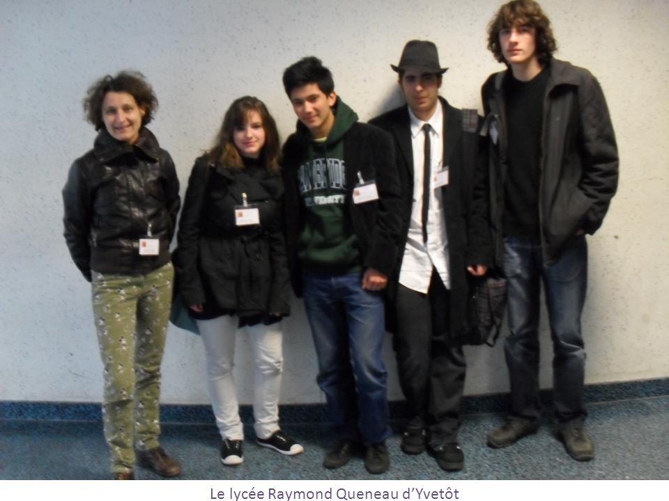 Le lycée Raymond Queneau dYvetôt