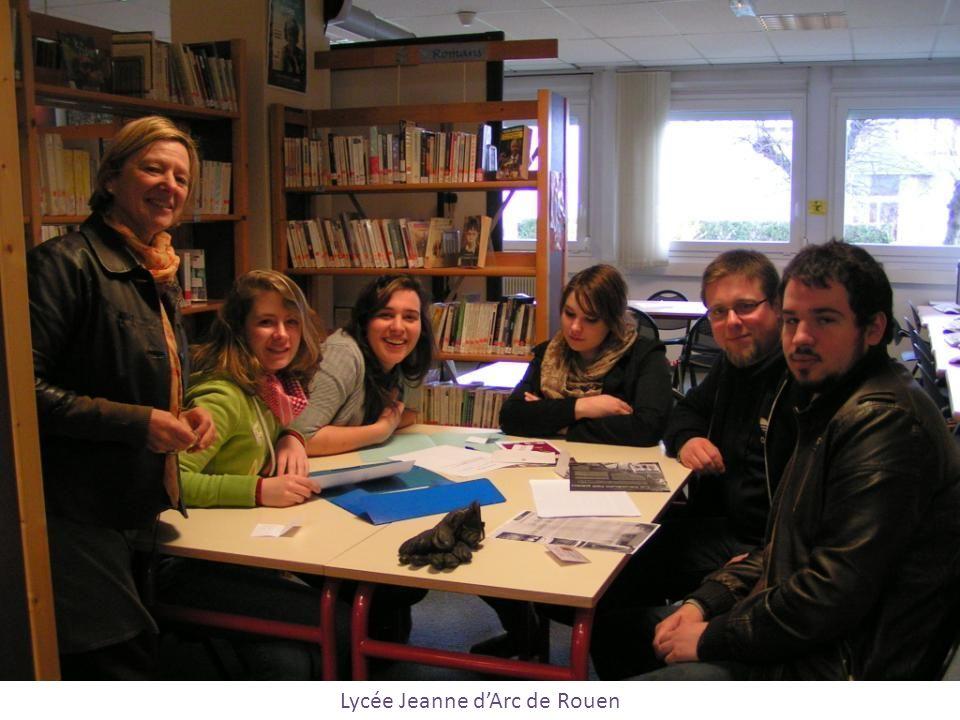 Lycée Jeanne dArc de Rouen