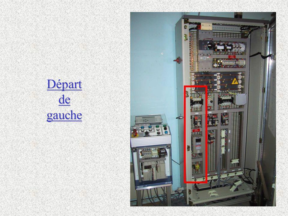 Les connexions avec lenvironnement extérieur comprennent : sous le départ chauffage, au milieu, trois connecteurs disposés verticalement et repérés J1, J2, J3 ; ceux-ci permettent le raccordement du pupitre dautomatisme