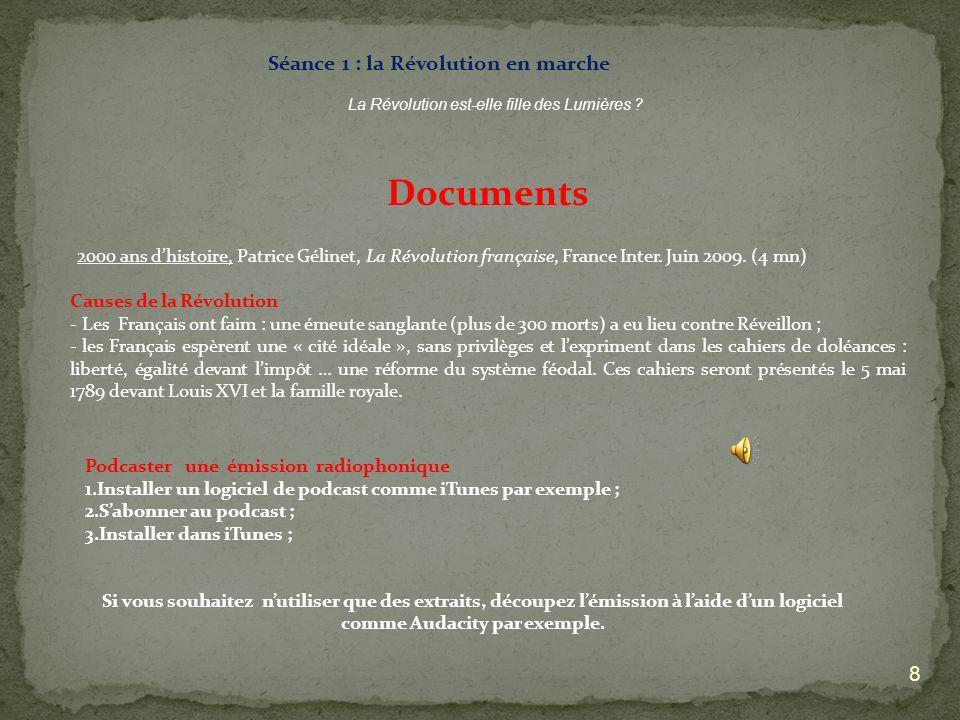 19 Extrait n°1 Quelles sont les principales décisions prises par lAssemblée nationale .