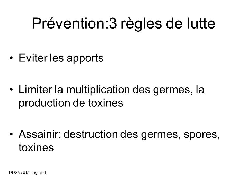Comment respecter ces 3 règles 5 M Milieu Matériel Matières Main dœuvre Méthode DDSV76 M Legrand