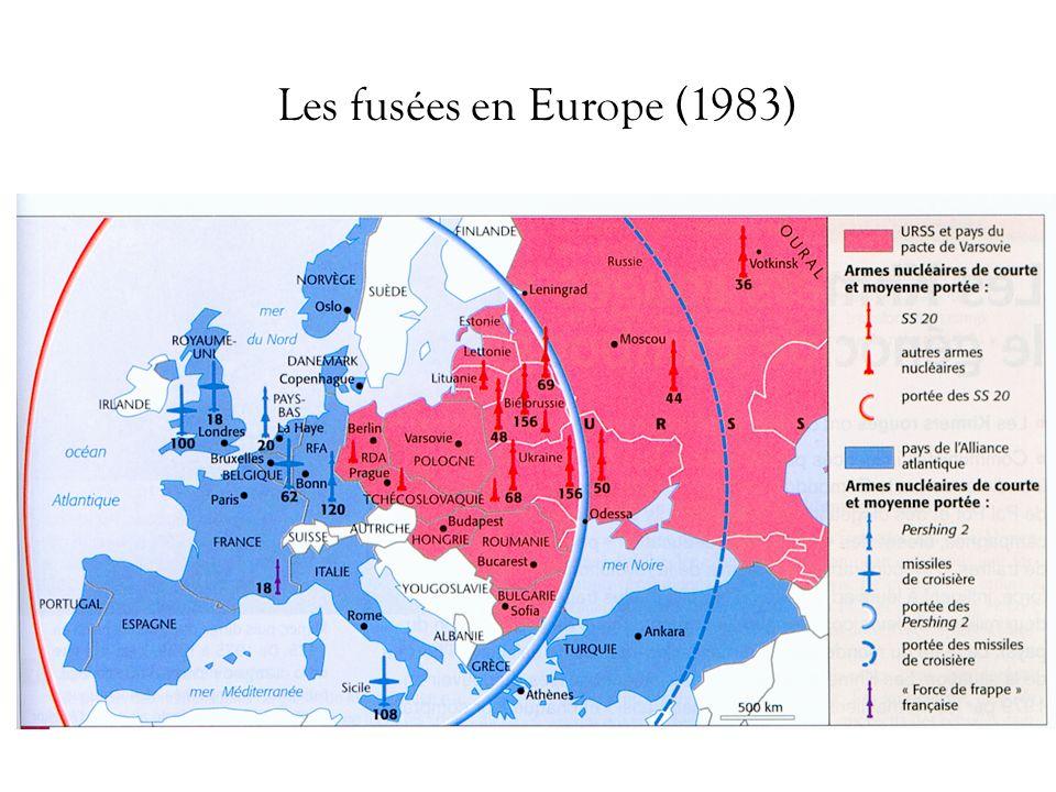 Les fusées en Europe (1983)