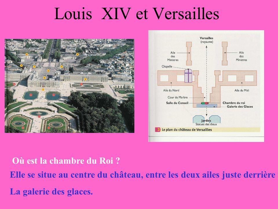 Louis XIV et Versailles Mais quest ce que la galerie des glaces ?